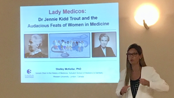 September General Meeting Highlights: Lady Medicos & the Audacious Feats of Women in Medicine