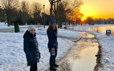 """Freezin' Fillies"" – Coldest Night of the Year Walk"