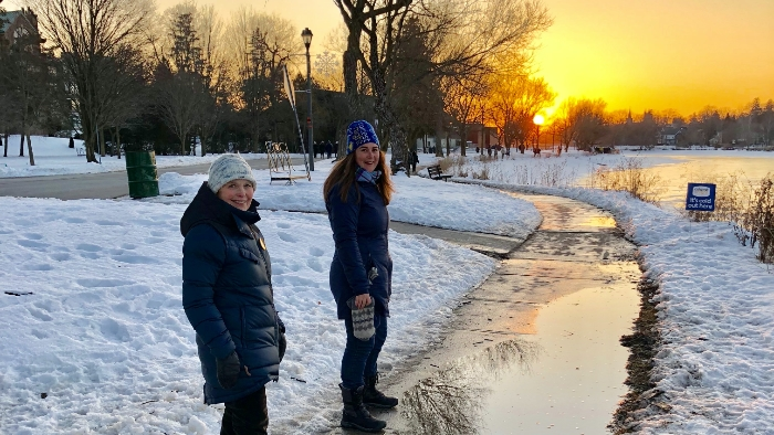 Coldest Night Walk 2020