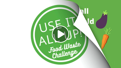Join in Our Food Waste Reduction Campaign!
